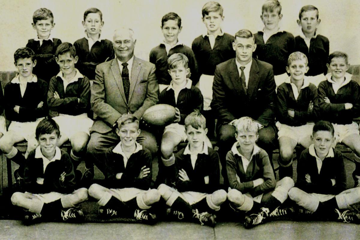 U10A Rugby – 1962