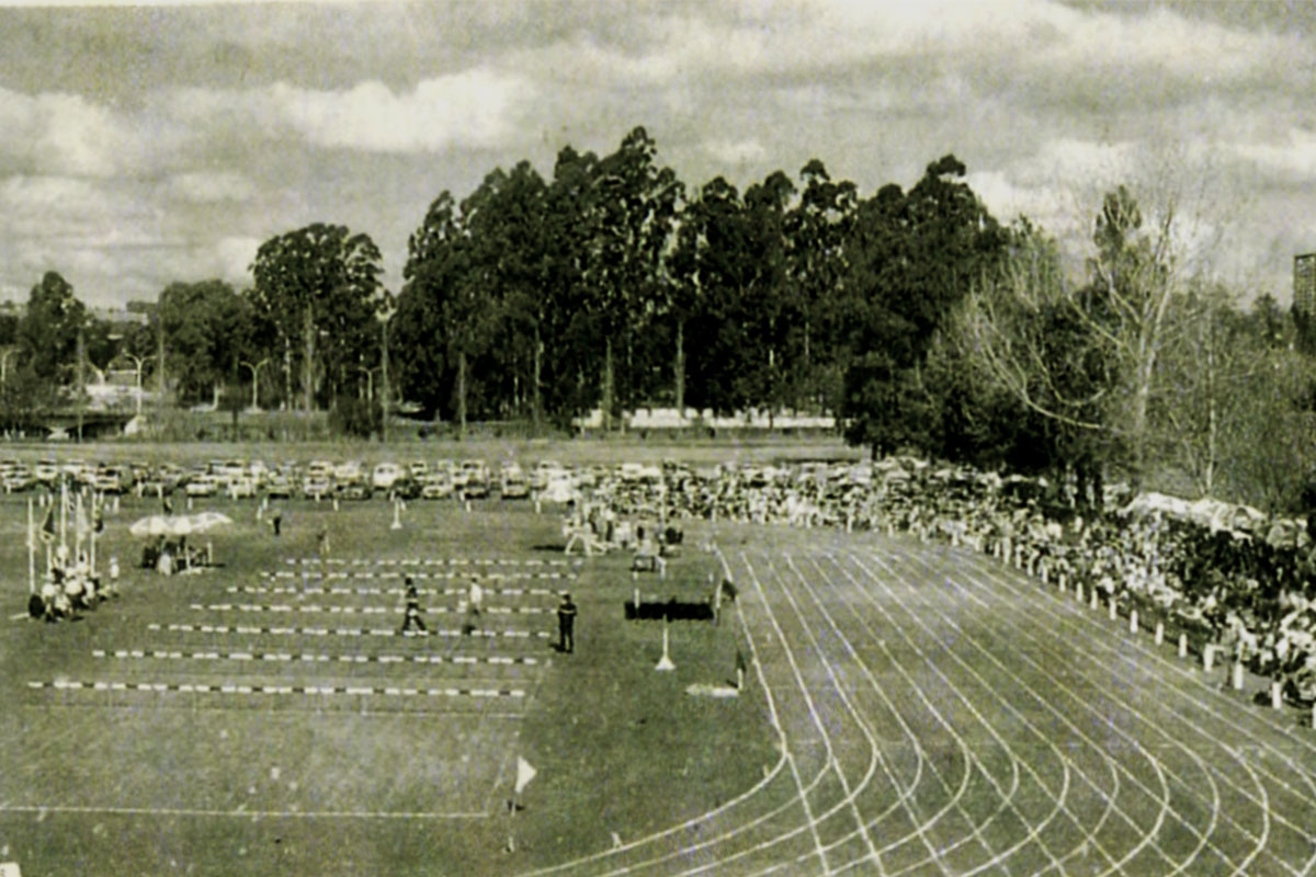 Sports Day – 1983