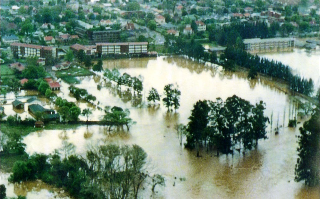 The floods of 1987